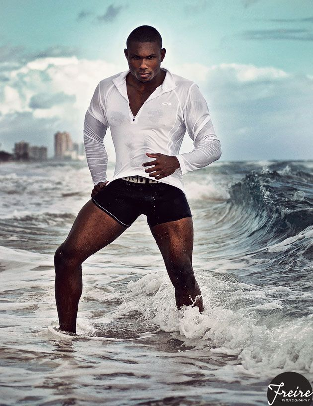 Blacks Males Models by Antoni Azocar | Gay Black | Fitness