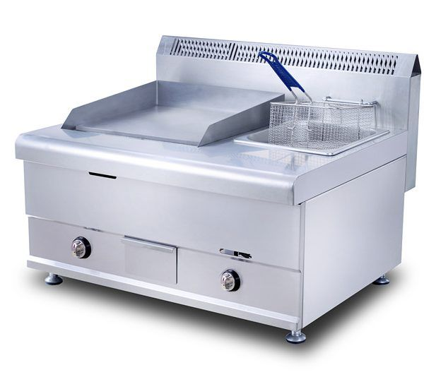Electric Griddle With Electric Deep Fryer, Get yourself the best when it comes to Deep fryers with a little special something on the side.