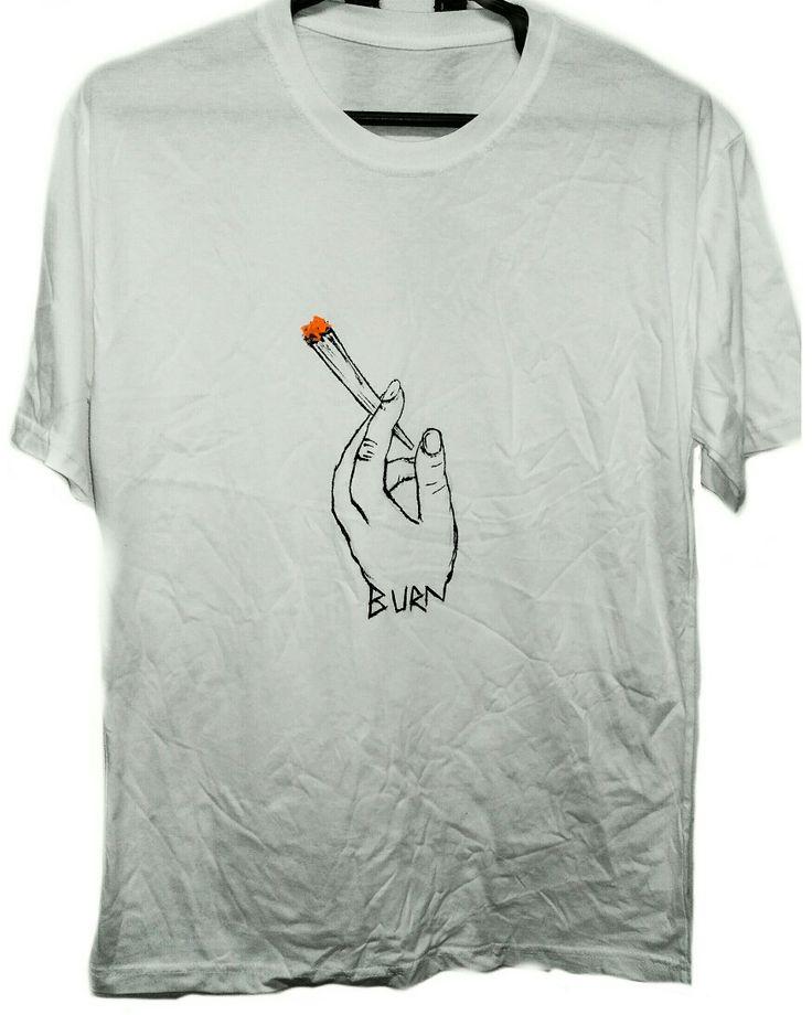 painting t-shirt