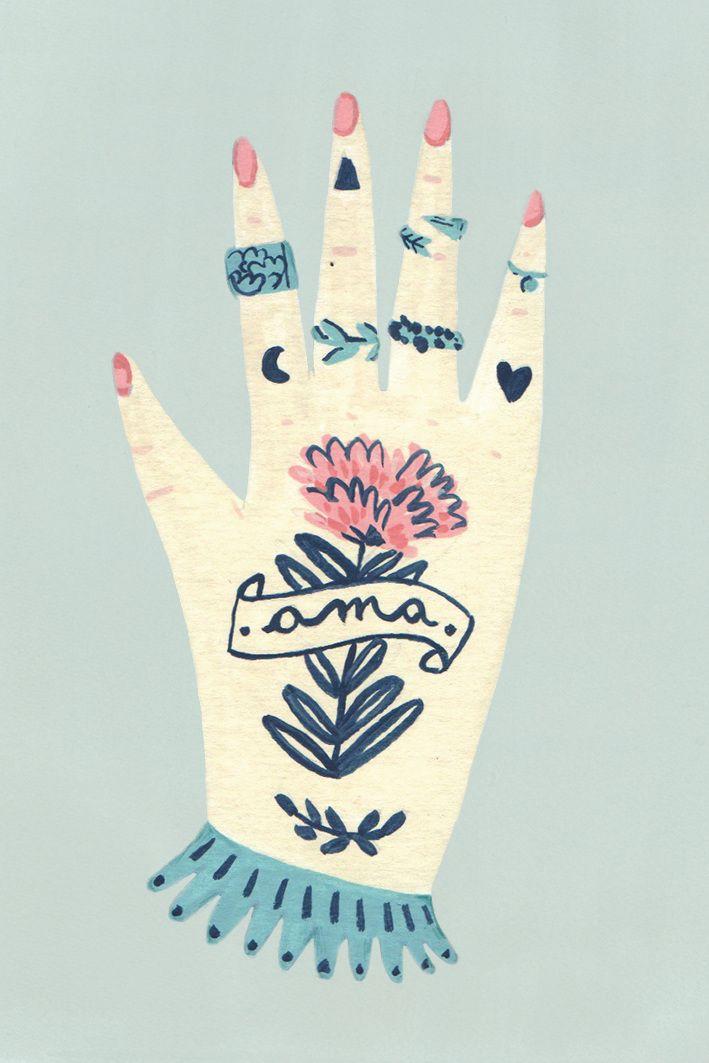 Ama - Josefina Schargorodsky | Pinterest: nasti