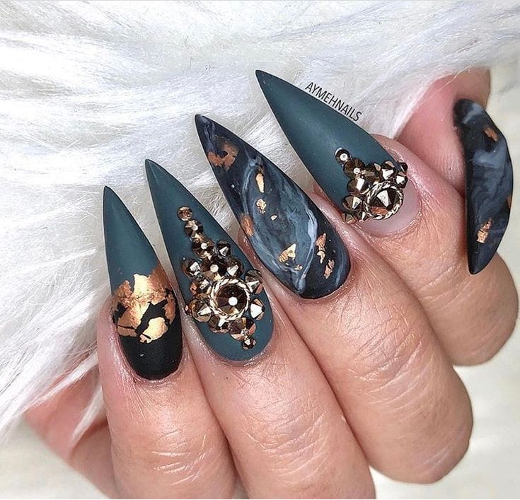 598 best Nice Nails images on Pinterest   Long nails, Acrylic nail ...