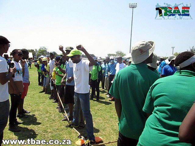 Department of Agriculture Team Building Event Pretoria