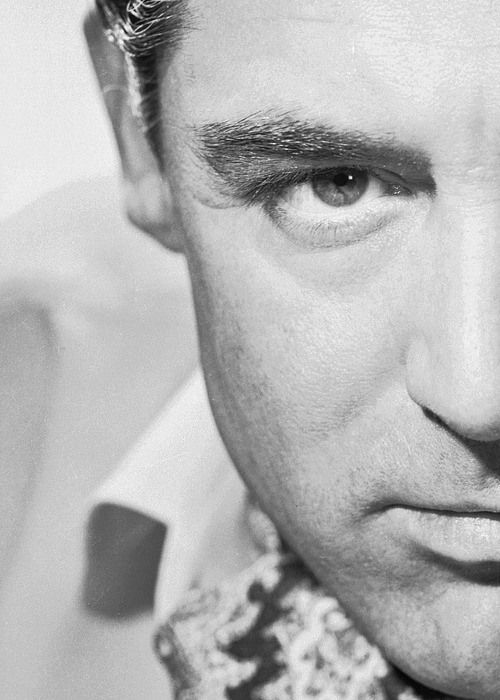 Cary Grant (some men just know how to look at you and make you forget your train of thought)