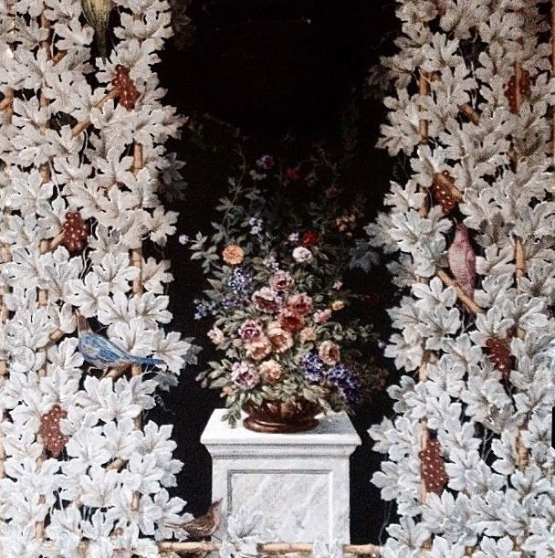 Florals: La Rosa Canina Backstage Iphonepic: Tommaso Torrini
