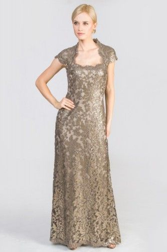 #tadashishoji #dress #long #beige #sequin #thebest for #evening #available in #plussize