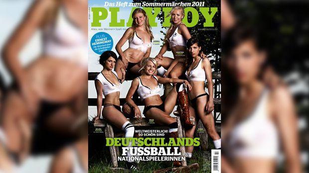Frauen-WM 2015: Die schönsten Nationalspielerinnen im Playboy - Stars & Style - sixx