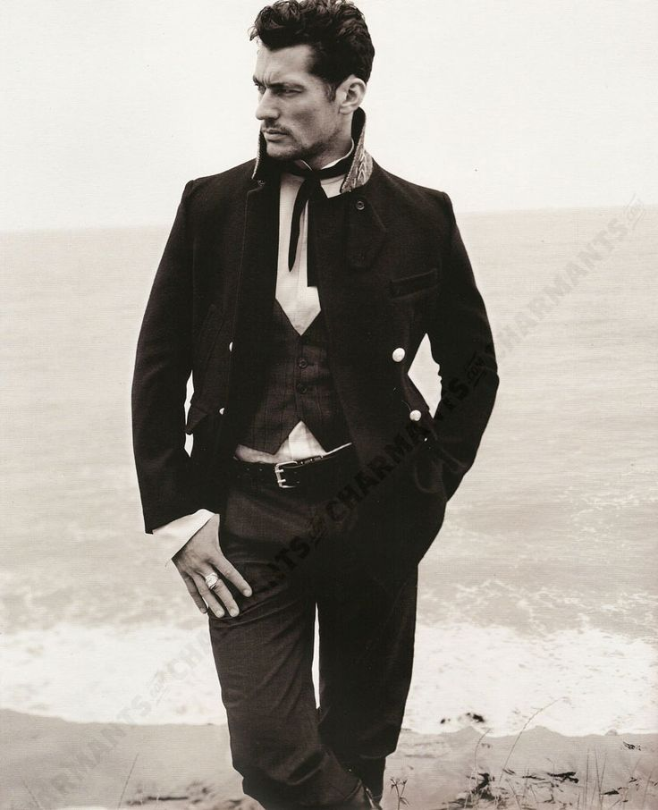 ♂ Masculine and elegance gentleman style man's fashion apparel David Gandy