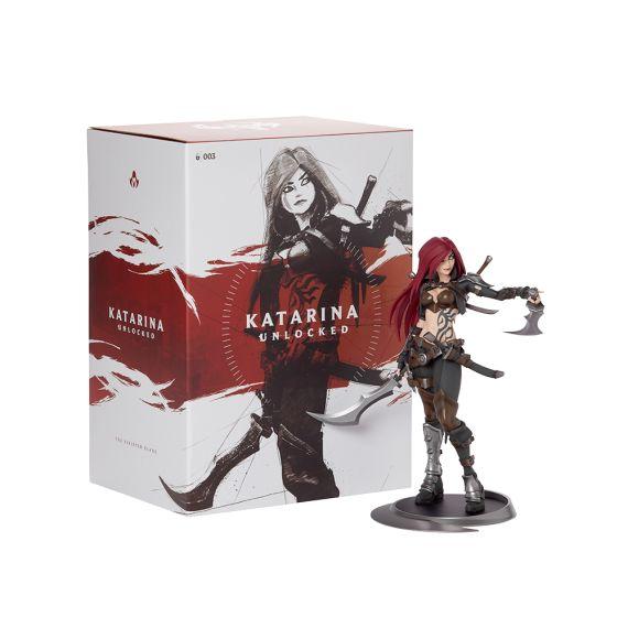 Riot Games Merch   Katarina Unlocked - Estatua - Coleccionables