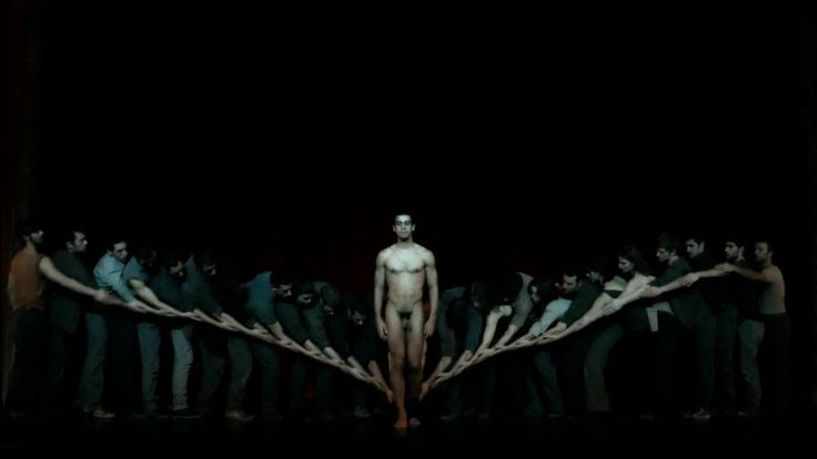 NOWHERE (2009) / central scene / for Pina. NOWHERE was created by DIMITRIS PAPAIOANNOU in 2009 to inaugurate the renovated Main Stage of the...