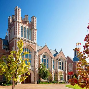 Washington University in St. Louis | 41 Scenic College Campuses That Were Made For Instagram