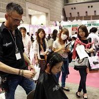 COSMETICS & HAIR EXHIBITION - Tokyo, 17-22 May 2014