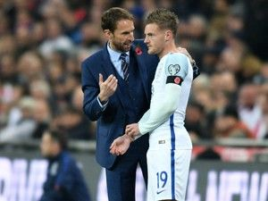 Jamie Vardy withdraws from England squad