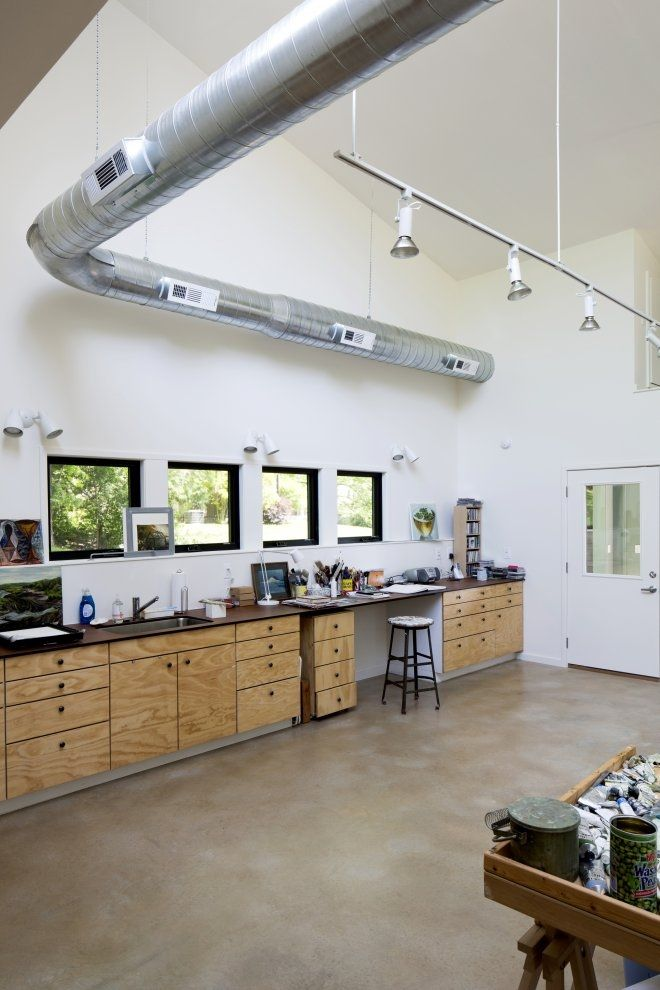 Best ducts and ceilings exposed images on pinterest