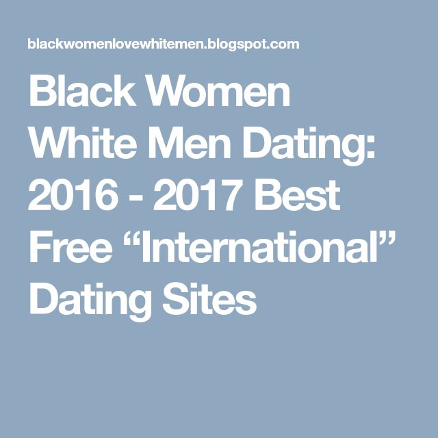 Free mobile international dating sites