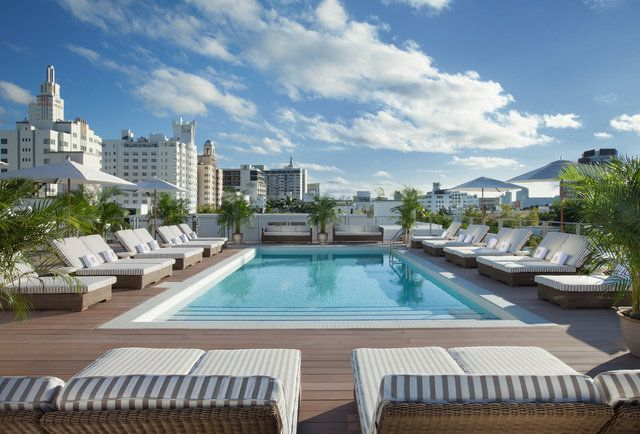 The 9 Best South Beach Rooftop Pools