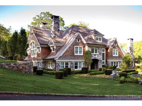 65 best grand exteriors images on pinterest historic for New england cottage style