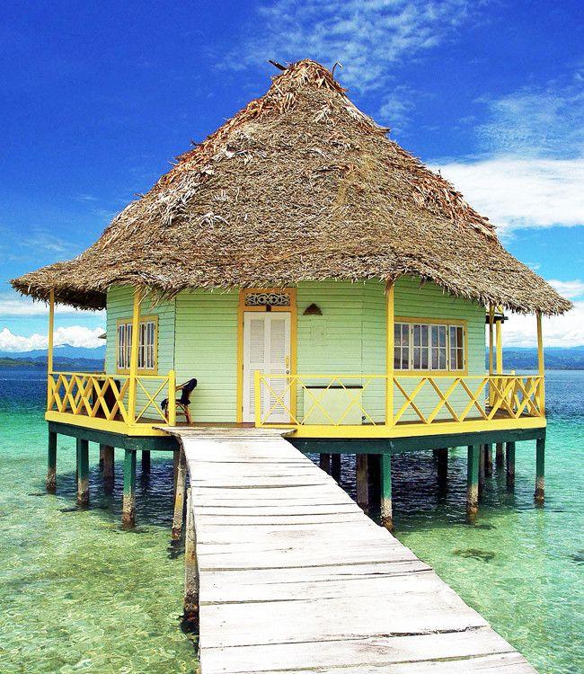 Punta Caracol Acqua-Lodge, Panama