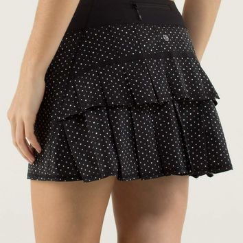 Run: Pace Setter Skirt (Tall) *2-way Stretch