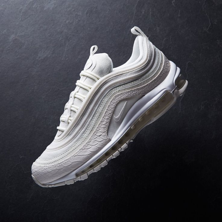 Release Date : June 29, 2017 Nike Air Max 97 « Summit White » Credit : END. Clothing
