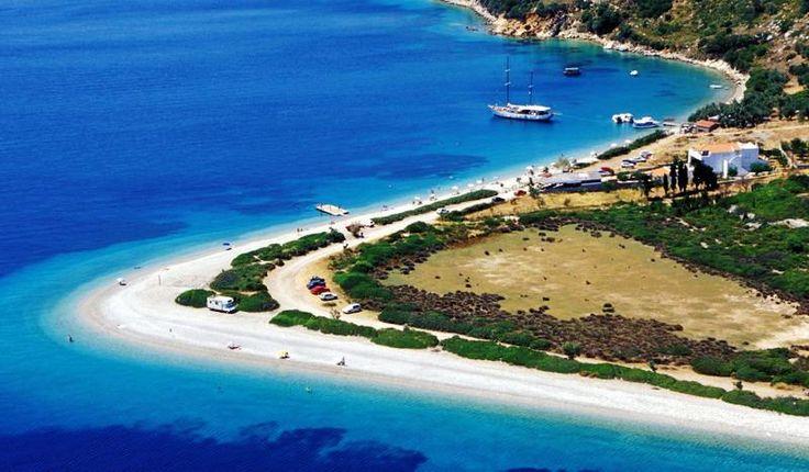 8 best beaches of Alonnisos island