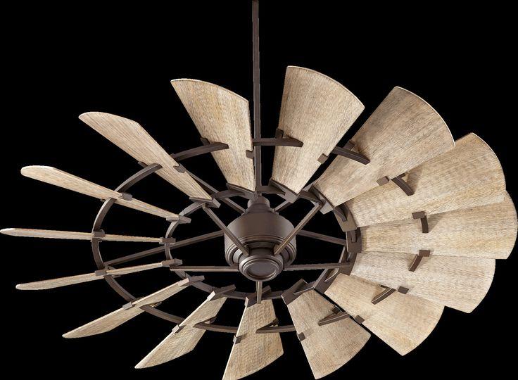 60 Windmill 15 Blade Ceiling Fan LIGHTING Windmill