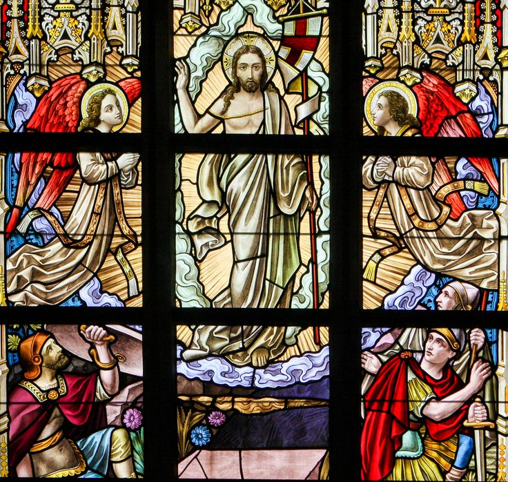 """""""Jesus Christ is risen today — Alleluia! Our triumphant holy day — Alleluia!"""" Such is the message we sing today — this day we call Easter. What makes this day """"triumphant""""? Two reasons. The first is this: Our sins are now wiped clean and we have the promise of Heaven if we live our lives …"""