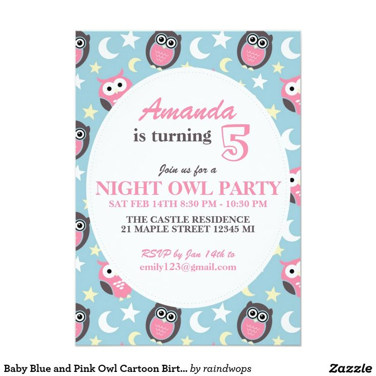 547 best Cute Invitations images on Pinterest | Birthday ...