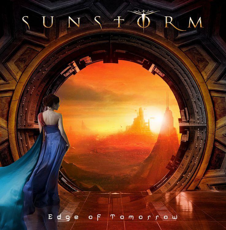 Sunstorm — Edge of Tomorrow (2016)   Melodic Hard Rock