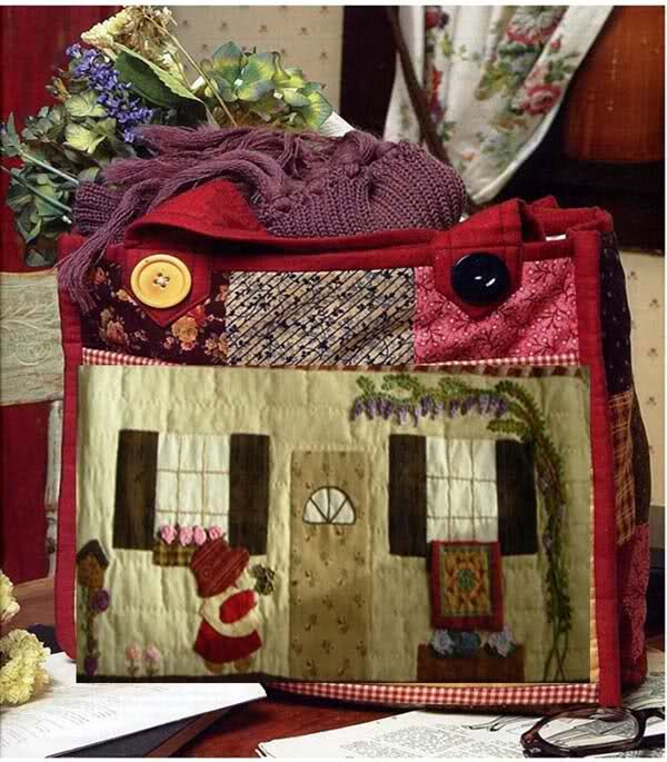 Pin by julia sawabona on tutoriales pinterest - Labores de patchwork paso a paso ...