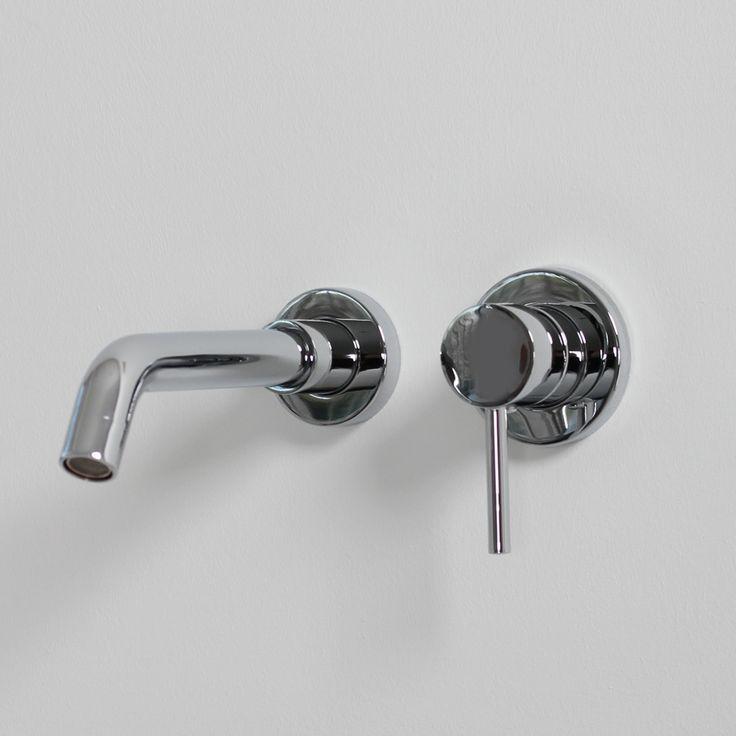 Phoenix Phoenix AR wall mounted Single lever basin valve & Spout - Phoenix from Lusso Stone UK