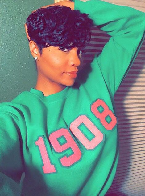 1908 Alpha Kappa Alpha Sweatshirt                                                                                                                                                      More