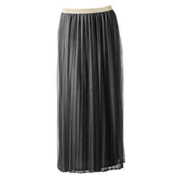 lc conrad tulle maxi skirt instyled