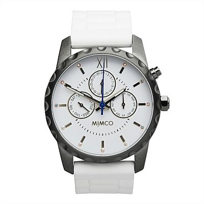 Bond Watch. All white is so right. #mimco