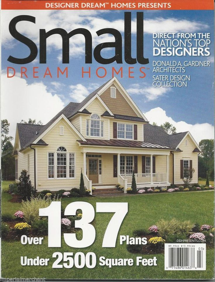 Designer dream homes presents review home decor for Dream homes magazine