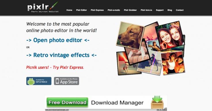 Pixlr – Editor de fotos online, la alternativa gratuita al maravilloso Photoshop.  http://www.toolent.com/pixlr-editor-de-fotos-online-la-alternativa-gratuita-al-maravilloso-photoshop.html