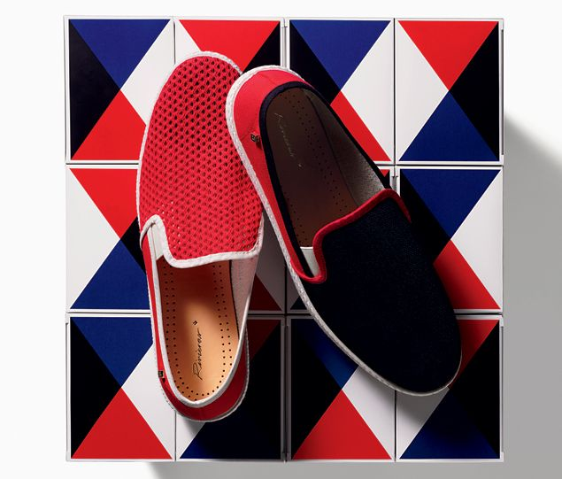Rivieras Leisure Shoes-I ordered a pair for Matt for Father's day. Hope he likes them....they are coming all the way from Europe.