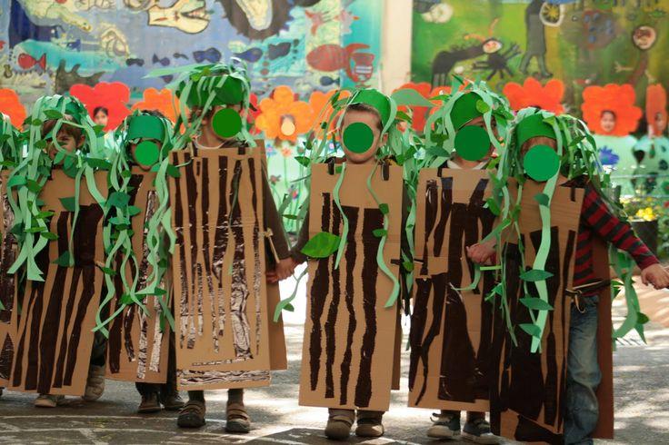 Arbre carnaval maternelle recherche google costumes pinterest recherche - Deguisement animaux a faire sois meme ...