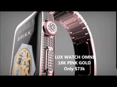 $75k Apple Watch Extreme  http://youtu.be/Ohebafp7d14  Apple Watch release date, price & specs: Unveiling expected at 9 March event Meanwhile Pre-Order $75k Apple Watch Extreme http://www.planetgoldilocks.com/electronics.htm  #apple  #video