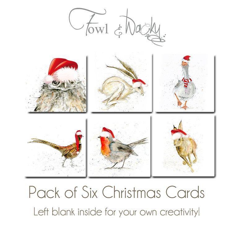 10 besten Christmas Cards Bilder auf Pinterest | Weihnachtskarten ...