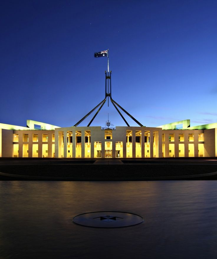 Parliament House, #Canberra, #Australia