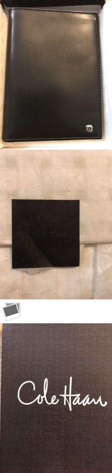 Passport Holders 169288: Cole Haan Passport Holder, Wallet. Accessories, Unisex -> BUY IT NOW ONLY: $64.99 on eBay!