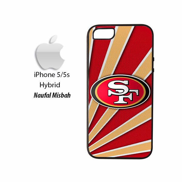 San Francisco 49ers #4 iPhone 5/5s HYBRID Case Cover