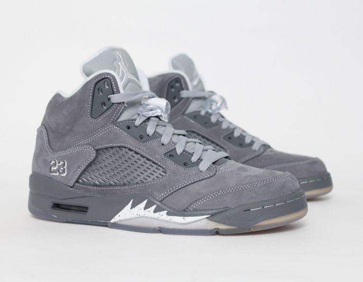 Air Jordan - Wolf Grey - SNKRS
