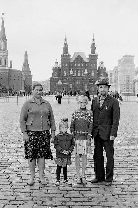 Depardon16 Летняя Москва 1980 го в объективе мастера фотографии