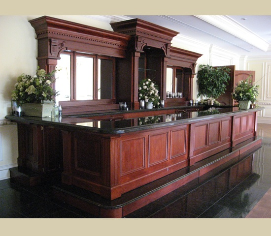 Commercial Bars, Residential Bars, Portable Bars, Wood Furniture By Harbour  House