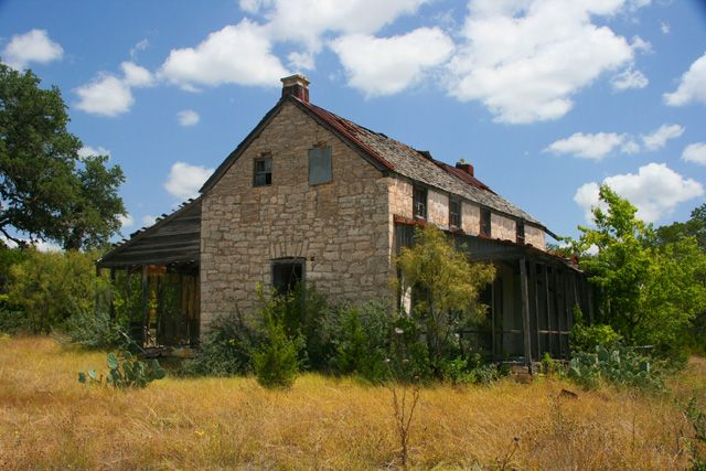 18 Best Images About Texas Hill Country Old Farm Houses On