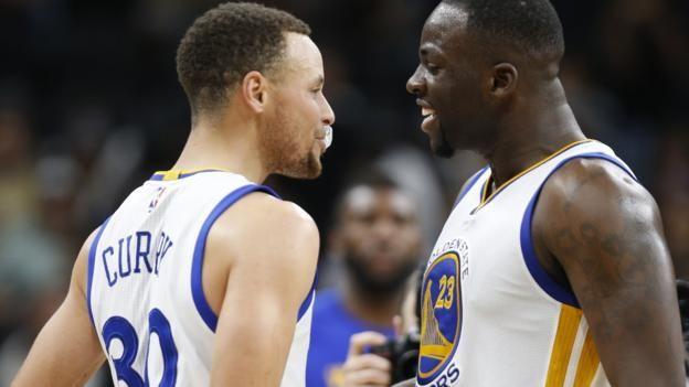 Golden State Warriors: 73rd win breaks Chicago Bulls' NBA record - BBC Sport