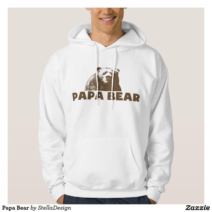 Papa Bear Sweatshirts