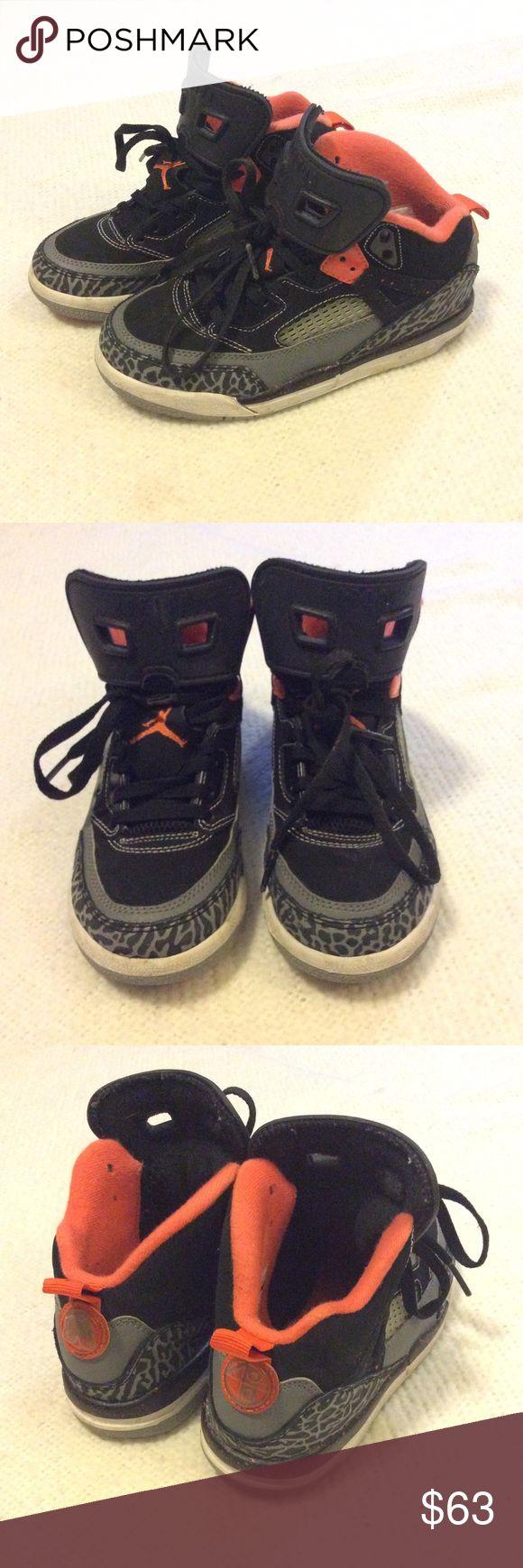 Boys Air Jordan Spizike Sneakers Nice Boys Jordans. GUC. Ships next business day. Air Jordan Shoes Sneakers