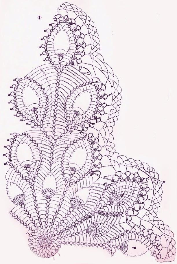 Lace napkins - Marianna Lara - Picasa Web Albums